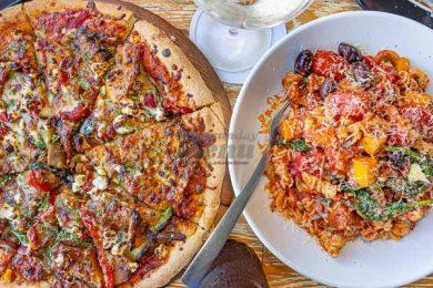 Supreme Pizza at La Marina Xpress, Cannonvale, Whitsundays