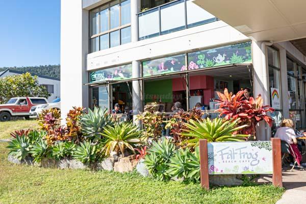 Fat Frog Beach Cafe, Cannonvale, Whitsundays