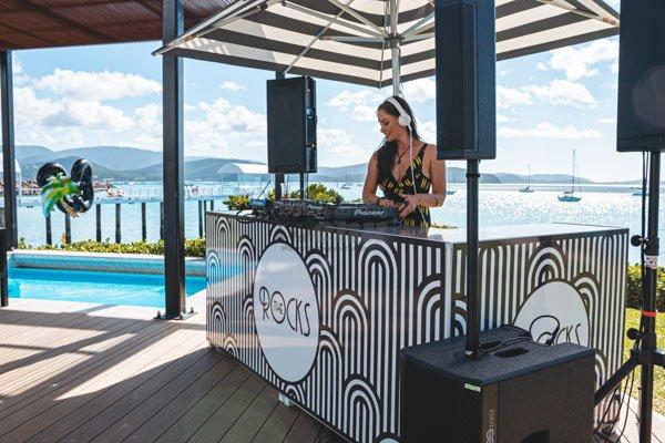 Live Music, The Rocks Bar & Restaurant, Coral Sea Resort, Airlie Beach, Whitsunday Region