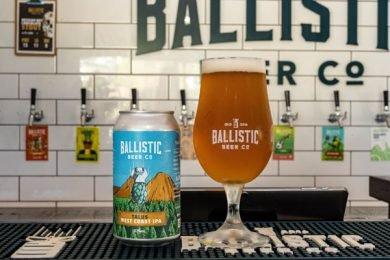 Talus West Coast IPA, Ballistic Brewery, Airlie Beach